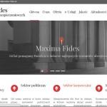"Konsultanci ubezpieczeniowi – ""Maxima Fides"""