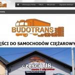 BUDOTRANS – zaufany sprzedawca części do TIR-ów