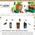 AGORA – sklep oferujący artykuły ogrodnicze