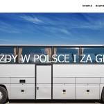 Przewóz osób luksusowym autokarem firmy Fibrobus