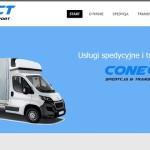 Kompleksowe usługi spedycyjne oferuje firma Complex